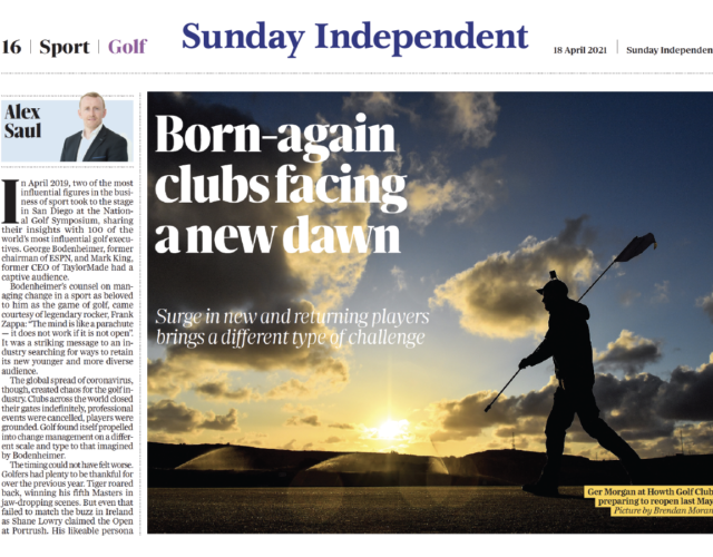 Irish Independent on Sunday