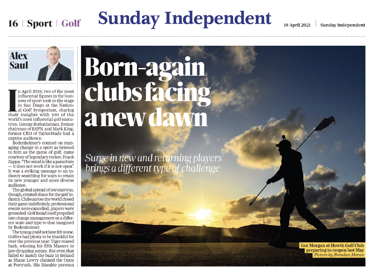 Irish Independent on Sunday